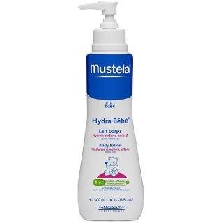 Mustela Бебешки хидратиращ лосион за тяло  300 мл. за нормална кожа 8558/3298